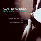 'Round Midnight by Alan Broadbent (LN 8 Track CD, Sep-2005, Artistry) AS-9C