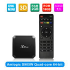 X96 mini TV BOX Android 7.1 OS Smart TV Box  Amlogic S905W WiFi IPTV Quad Core