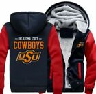 Winter Thicken Hoodie Team Dallas Cowboys Warm Sweatshirt Lacer Zipper Jacket