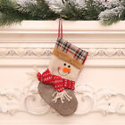 Xmas Kids Party Gift Stockings Holders Christmas Hanging Indoor Party Decoration