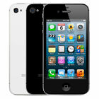 Apple iPhone 4  8GB 16GB 32GB 64GB Smartphone Unlocked AT&T Sprint