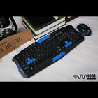 2.4GHz Wireless Gaming Keyboard and Mouse Set Kit for Computer PC Gamer US STOCK
