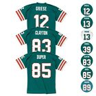 Miami Dolphins NFL Mitchell & Ness Home & Road Legacy Jersey Collection Men's on eBay