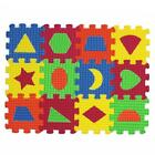 1 set alphabet numbers eva floor play