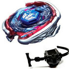 Beyblade + Launcher Top Metal Fusion Fight Masters 4D System Kinder Spielzeuge
