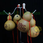 "Внешний вид - Home craft (5""/6.5""tall) Potable Natural Real Dried Bottle Gourd decor ornaments"