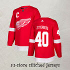 Detroit Red Wings Hockey Jersey Detroit Henrik Zetterberg 40 C Red Wings