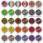 "INSIDE WINDOW MOUNT IAFF Union Firefighter Decals 3.7"" Premium 30 Choices 0290"