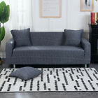 Universial Elastic Sofa Couch Slip Cover Over Fit Stretch Settee Protector