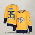 Nashville Predators Yellow Hockey Jersey 35 Men Pekka Rinne Predators M 3XL