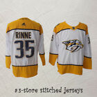 Hockey Jersey 35 Men Pekka Rinne Nashville Predators White Predators All Size