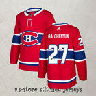 Montreal Canadiens Red Hockey Jersey Sewn Alex Galchenyuk 27 Canadiens