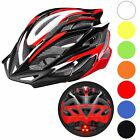 Внешний вид - Bicycle Helmet Bike Cycling Adult Adjustable Safety Helmet Visor LED Light Sport