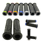 "Motorcycle 7/8"" Rubber Gel Hand Grips For Yamaha FJR1300 FZ-07 R6 R1 Vmax XSR900 $9.5 USD on eBay"