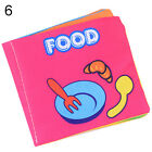 Intelligence development Cloth Cognize Book Educational Toy for Kid Baby tall