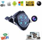 HD 1080P WIFI IP Spy CAM Watch covert wireless Camera Video Camcorder mini DVR