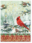 Punch Studio H8 Christmas Greetings Dimensional Boxed Cards 5x7in - Choose