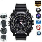 8/16/32GB Waterproof 1080P Spy Watch Hidden DVR DV Video Night Vision Camera Cam