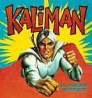 KALIMAN, mexican comic book, in sepia Magazine, lots image