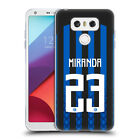 OFFICIAL INTER MILAN 2018/19 PLAYERS HOME KIT GROUP 2 GEL CASE FOR LG PHONES 1