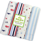 4pcs Newborn Baby Soft Cozy Cotton Blanket Baby Sleeping Swaddle Muslin Gauze