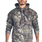 Hoodie Sweatshirt Sizes S-5XL Camouflage Authentic True Timber