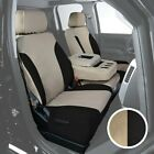 For Dodge Dart 13-16 Saddleman Canvas 1st Row Tan w Black Custom Seat Covers $169.99 USD on eBay