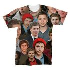 Michael Cera Collage T-Shirt