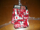 Star Wars Red Rebel Alliance Boxer briefs  NWT SZ M-L-XL