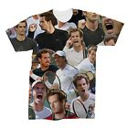 Andy Murray Collage T-Shirt