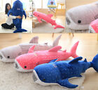 Hot Plush Whale shark Soft Animals Toys Big Fish Doll Whale Pillow Kids Gift Toy
