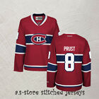 8 Montreal Canadiens Alex Ovechkin Red Men M 3XL Hockey Jersey
