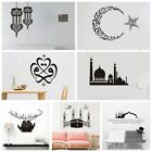 Removable Muslim Wall Stickers Waterproof Pvc Decal Building Wall Art Home Decor