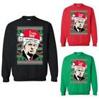 Keep America Great Sweatshirt President Trump 2020 Ugly Christmas Sweater