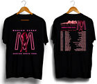 mariah carey 'caution' world tour 2019 2 side T-shirt all size tee