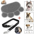 Pet-Dog-Puppy-Cat-Feeding-Mat-Pad-Cute-Paw-PVC-Bed-Dish-Bowl-Food-Placemat-
