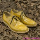 2018 New Men England Fashion Round Toe Wing Tip Lace Up Dress Formal Shoes Party