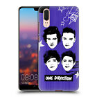 OFFICIAL ONE DIRECTION GROUP GRAPHIC FACES HARD BACK CASE FOR HUAWEI PHONES 1