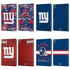 OFFICIAL NFL 2018/19 NEW YORK GIANTS LEATHER BOOK WALLET CASE FOR APPLE iPAD $15.13 USD on eBay