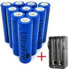 18650 Battery Li-ion 3.7V Rechargeable Batteries For Flashlight Torches Headlamp