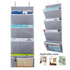 4 Pockets Oxford Fabric Hanging Storage Bag Office Home Organizer for Documents