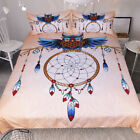 Single Double Twin Full Queen King Bed Set Pillowcase Quilt Cover RAUt Owl lhmty
