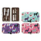 Drama Llama 6 Piece Manicure Set Kit Girls Stocking Filler Gift