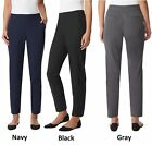 32 Degrees Ladies Soft Comfort Ankle Length Pants