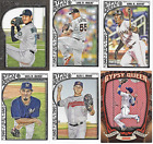 2015 TOPPS GYPSY QUEEN PARALLEL SINGLES & (1) INSERT SINGLE***YOU PICK***