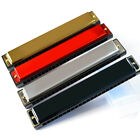 Professional 24 Hole harmonica key C mouth metal organ for beginners