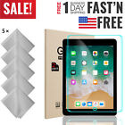 Cleaning Cloth + Tempered Glass Screen Protector For iPad 9.7 2018/6th Gen/Air 2
