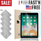 Kyпить Cleaning Cloth + Tempered Glass Screen Protector For iPad 9.7 2018/6th Gen/Air 2 на еВаy.соm