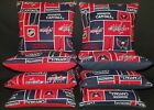 Set Of 8 Washington Capitals Hockey Cornhole Bean Bags FREE SHIPPING $30.99 USD on eBay