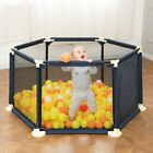 Play Baby Playpen Safety Indoor Kids Yard Outdoor Home Panel Center